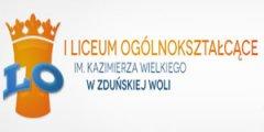 I Liceum Ogólnokształcące im. Kazimierza Wielkiego w Zduńskiej Woli